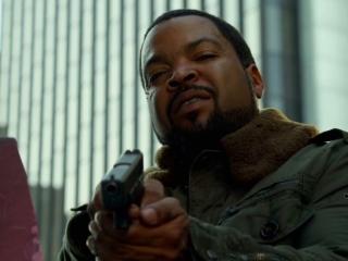 Ride Along: On The Set: Ice Cube The Stuntman (Featurette)