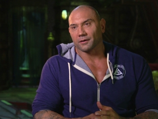 Guardians Of The Galaxy: Character Pod-Drax