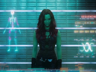 Guardians Of The Galaxy: Gamora (Uk)