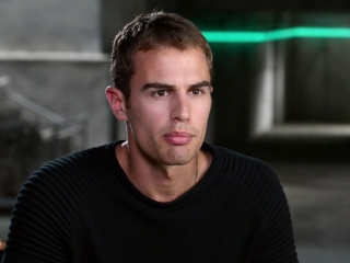 Divergent: Theo James On Complications Of Being Divergent