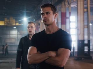 Divergent: Meet Four (Featurette)