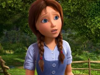 Legends Of Oz Dorothys Return