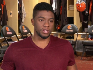 Draft Day: Chadwick Boseman On The NFL Draft As A Backdrop For The Movie