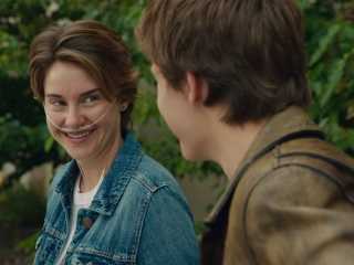 The Fault In Our Stars Movie Trailer And Videos Tv Guide