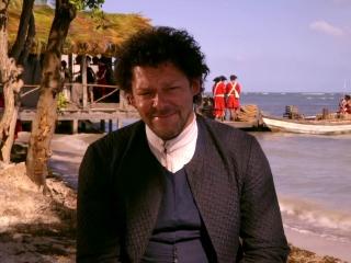 Crossbones: Interview Excerpts Richard Coyle