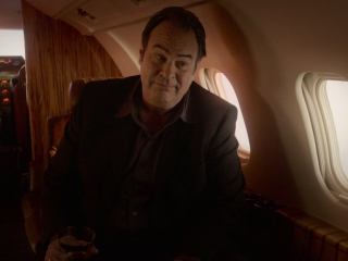 Get On Up: Ben Bart Gives James Brown Some Advice On His Plane