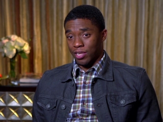Get On Up: Chadwick Boseman On Taking The Part