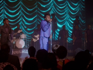 Get On Up: James Brown Performs Night Train At The Apollo
