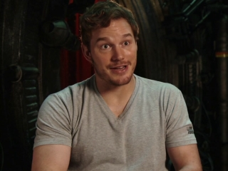 Guardians Of The Galaxy: Chris Pratt On Where We Find His Character