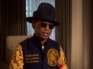 Get On Up: Musician Series: Pharrell Williams (Featurette)