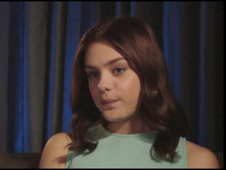The Giver: Odeya Rush On Her Character
