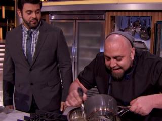 Food Fighters: Nick Vs. Duff Goldman
