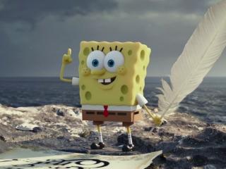 The SpongeBob Movie: Sponge Out of Water (UK Trailer 1)