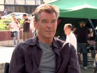 The November Man: Pierce Brosnan On How The Project Started