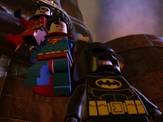 Lego Batman: The Movie: DC Super Heroes Unite