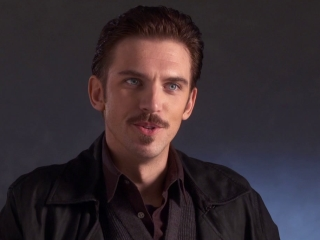 A Walk Among The Tombstones: Dan Stevens On His Character