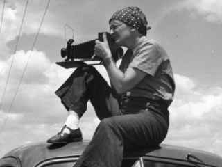 dorothea lange grab a hunk of lightning