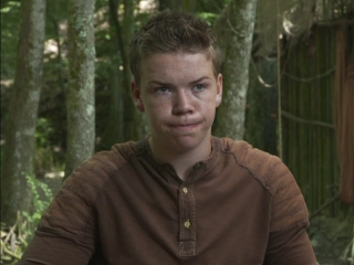 The Maze Runner: Will Poulter On Gally