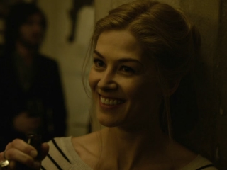 Gone Girl: Who Are You?