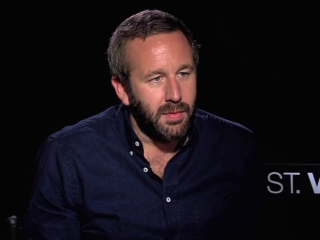 St. Vincent: Chris O'dowd On His Reaction To The Script