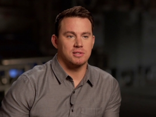 The Book Of Life: Chaning Tatum On His Character