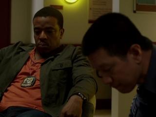 Grimm: Wu Talks To Hank