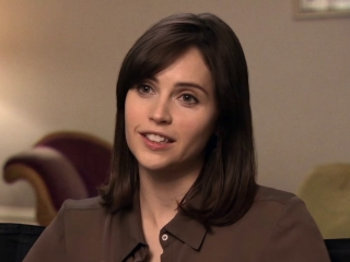 The Theory Of Everything: Felicity Jones On Playing Jane Hawking