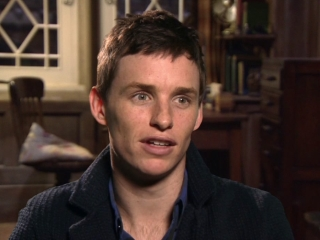 The Theory Of Everything: Eddie Redmayne On Stephen Hakwing As An Icon
