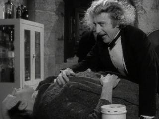 Young Frankenstein: Sedative
