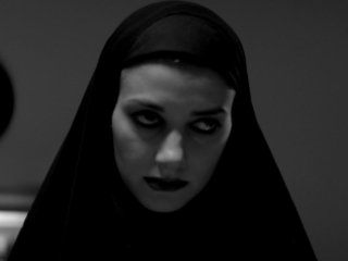 A Girl Walks Home Alone At Night US
