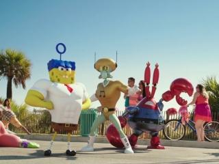 The Spongebob Movie: Sponge Out Of Water (Trailer 2)