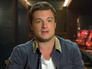 The Hunger Games: Mockingjay Part 1: Josh Hutcherson On When katniss Decides To fight