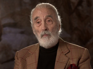 The Hobbit: Battle Of The Five Armies: Christopher Lee On The Significance Of Playing This Role