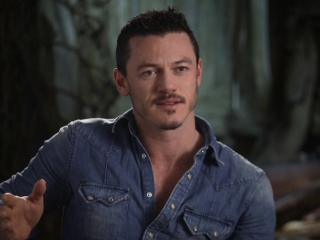 The Hobbit: Battle Of The Five Armies: Luke Evans On Bard's Thoughts On Fighting Smaug