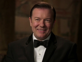 Night At The Museum: Secret Of The Tomb: Ricky Gervais On McPhee And Larry's Relationship