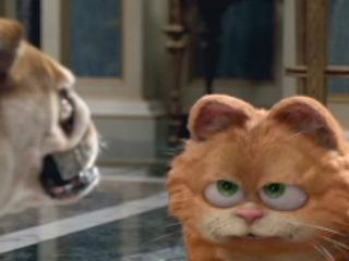 Garfield A Tale Of Two Kitties Scene: Party Prince