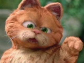 Garfield A Tale Of Two Kitties Scene: I So Knew You Weren't Me