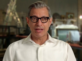 Mortdecai: Jeff Goldblum On Johnny Depp