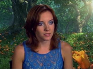 Strange Magic: Meredith Anne Bull On Her Character