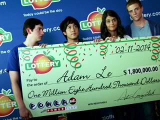 Project Almanac: Lottery