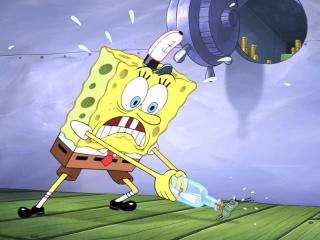 The Spongebob Movie: Sponge Out Of Water: Mega Clip