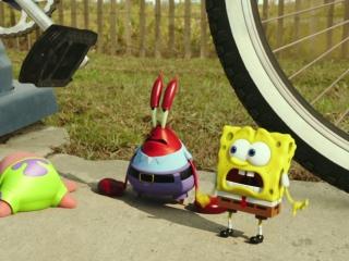 The Spongebob Movie: Sponge Out Of Water: Bicycle