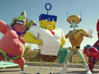 The Spongebob Movie: Sponge Out Of Water: Super Powers