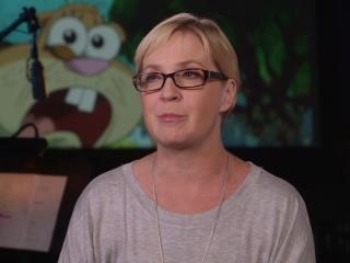 The Spongebob Movie: Sponge Out Of Water: Carolyn Lawnrece On Her Role As Sandy