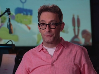The Spongebob Movie: Sponge Out Of Water: Tom Kenny On What Spongebob Represents As A Character