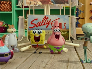 The Spongebob Movie: Sponge Out Of Water: Cotton Candy