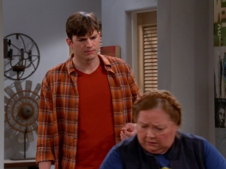 Two And A Half Men: Can We Have Some Privacy