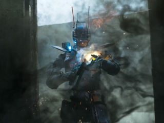 Chappie: Not My Fault