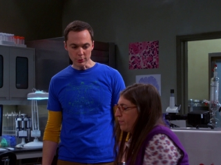 The Big Bang Theory: The Comic Book Store Regeneration