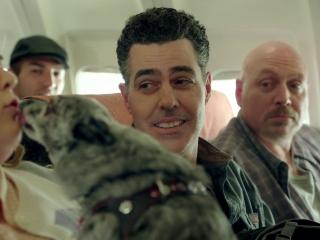 Road Hard: Dog On A Plane (Uncensored)